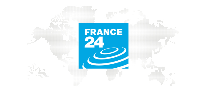 Live Watch France 24 Arabic from France  wwiTVcom